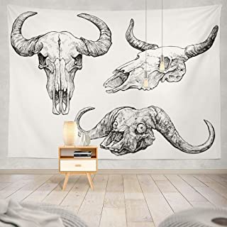 cow skull decor australia