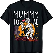 Mummy To Be Loading Halloween Costume First Time Mom T-Shirt