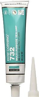 Dow Corning Sellador multiusos (732/2, 90ml, color blanco