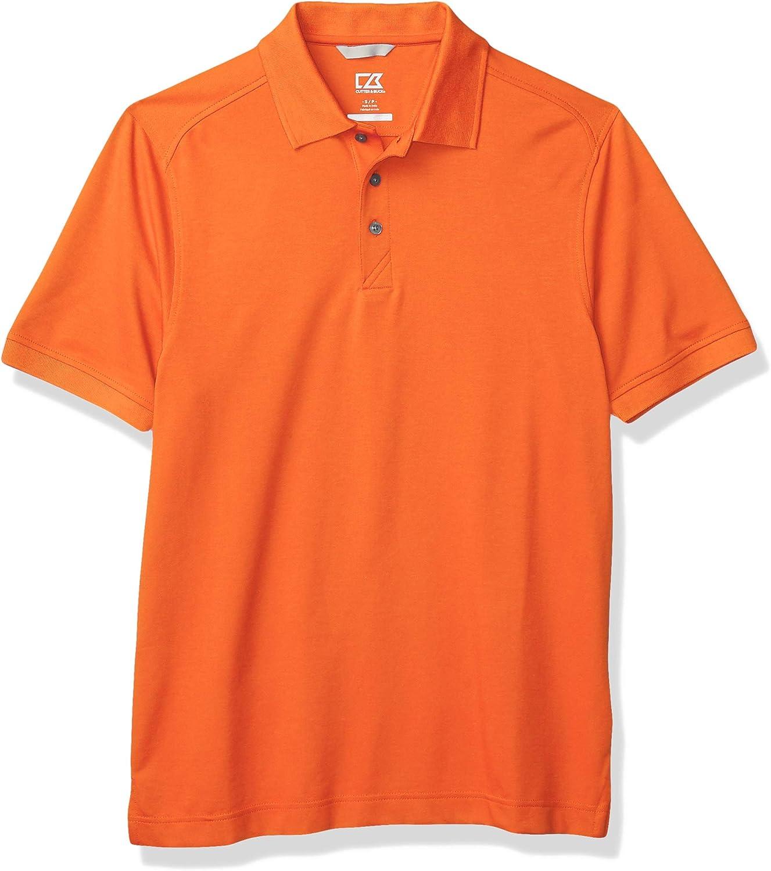 Cutter & Buck Men's Big and Tall Big & Tall 35+UPF, Short Sleeve Advantage Polo Shirt