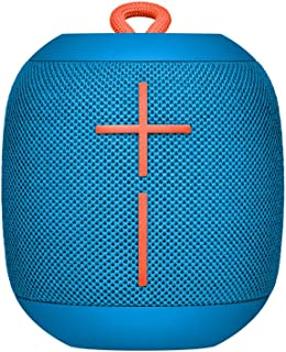 Ultimate Ears WONDERBOOM Portable Waterproof Bluetooth Speaker - Subzero Blue