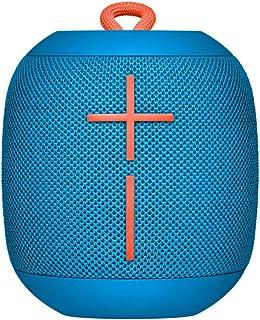Ultimate Ears WONDERBOOM Super Portable Waterproof Bluetooth Speaker Subzero Blue