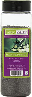 Jansal Valley Black Mustard Seed, 20 Ounce