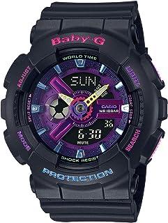 G-Shock BA110TM-1A Black One Size