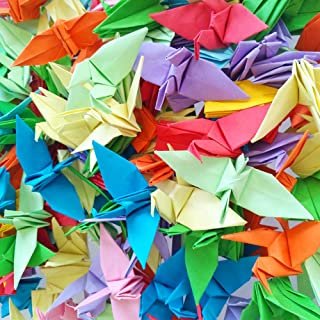 1000 paper cranes wedding decoration
