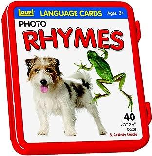 Lauri Photo Language Cards - Rhymes