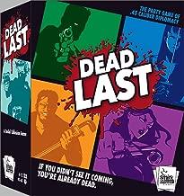 dead last board game