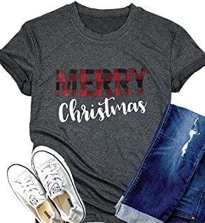 Best christmas shirt ladies Reviews