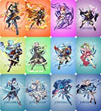 NFC Tag Game Cards for Fire Emblem: ThreeHouses - 12pcs Cards with Case