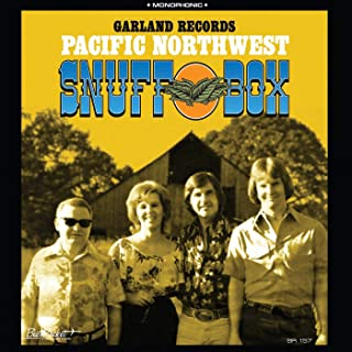 Pacific Northwest Snuff Box [Colored Vinyl] [Analog]