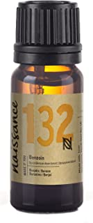 Naissance Benzoin Essential Oil 10ml - 100% Pure, Natural, Cruelty Free and Undiluted