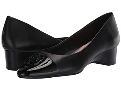 Taryn Rose Babette (Black/Black) Women