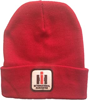 International Harvester Knit Beanie Hat