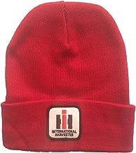 J&D Productions International Harvester Knit Beanie Hat