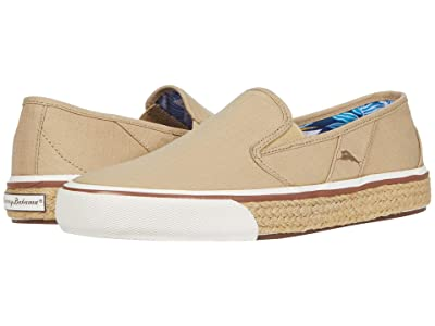 Tommy Bahama Pacific Palms (Tan Ripstop) Men