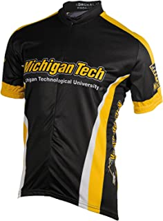 NCAA Men's Michigan Tech Cycling Jersey