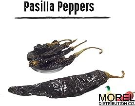 Chile Pasilla Pepper (Pasilla Negro) // Weights: 4 Oz, 8 Oz, 12 Oz, 1 Lb, 2 lbs, 5 lbs, and 10 lbs!! (10 lbs)