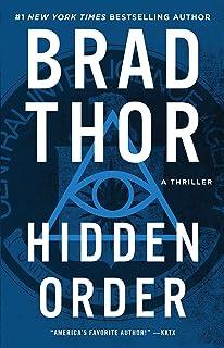 Hidden Order: A Thriller (12) (The Scot Harvath Series)