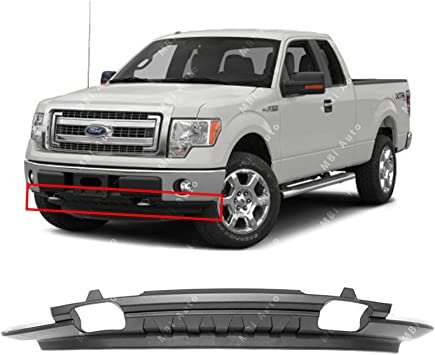 Amazon Com Mbi Auto Textured Front Lower Bumper Valance For 2009 2014 Ford F150 W Out Sport Package 09 14 Fo1095228 Automotive