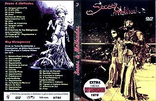 SECOS E MOLHADOS & NEY MATOGROSSO DVD