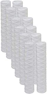 Compatible for OmniFilter RS5-SS Sediment Water Filter Cartridge 12-Pack