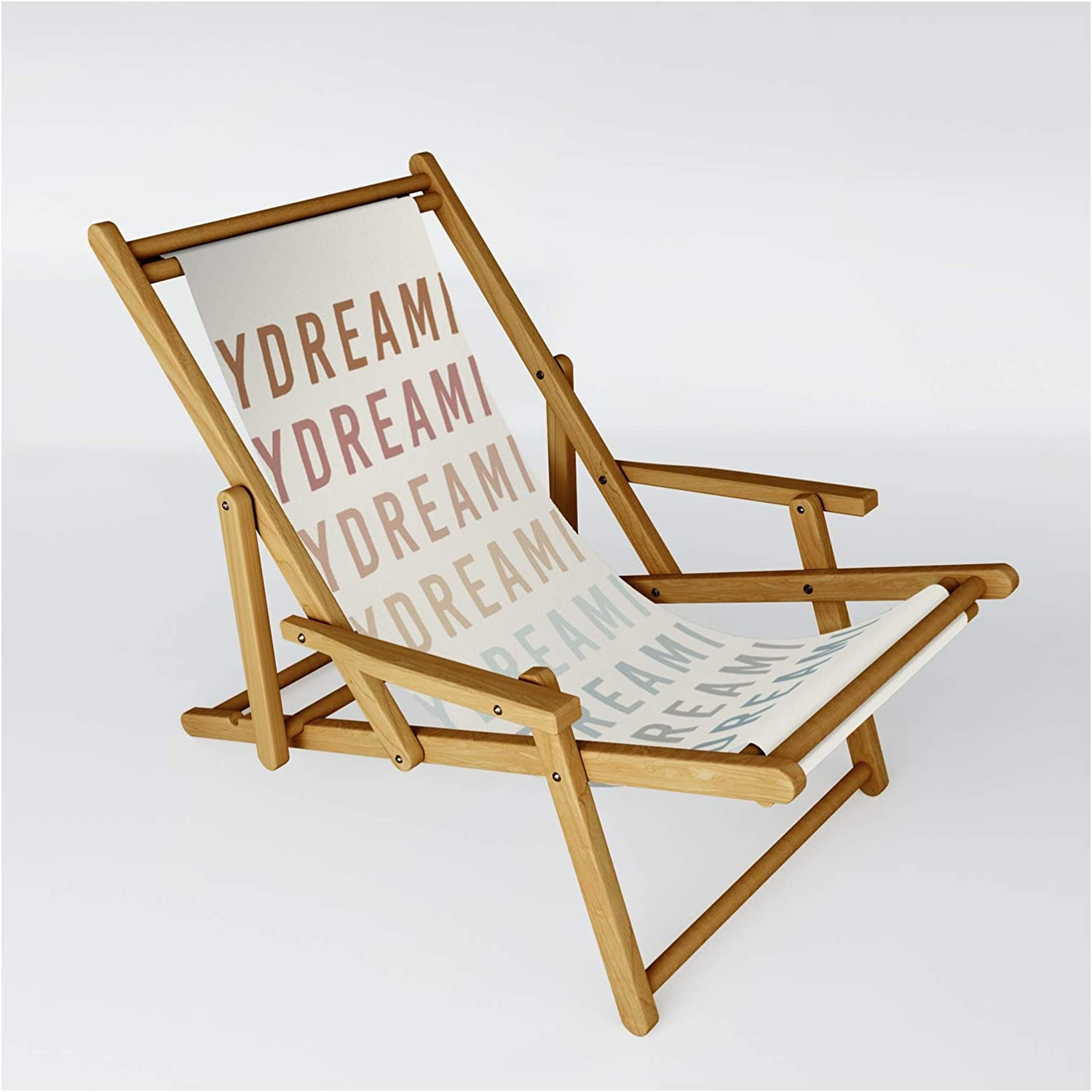 security Society6 Daydreaming by Fernanda Schallen on One S Chair - Sling Over item handling ☆