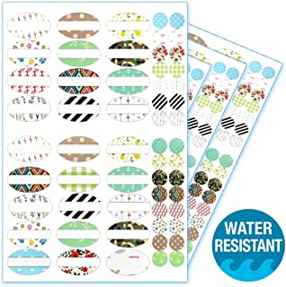 Best oval stickers plus Reviews