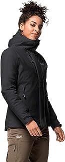 Jack Wolfskin Troposphere Jacket W Debajo-Prenda Exterior-Abrigos, Mujer