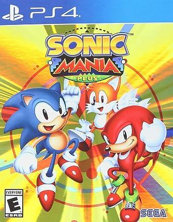 Sonic Mania Plus - PlayStation 4 - Standard Edition