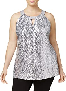 Amazon.com  Silvers - Blouses   Button-Down Shirts   Tops   Tees ...