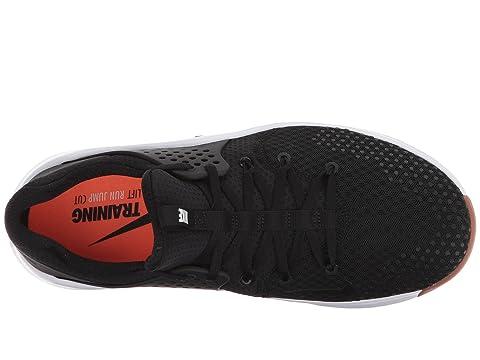 Negro Trainer Blanco V8 Nike Free Negro Negro q8tP4v5w