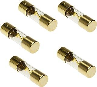 250v 97fus168 5x Fusibles verre 5x20mm Rapide 0.4A F0.4A