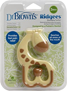 Dr. Browns Teether, Ridgees Giraffe - 3 Count