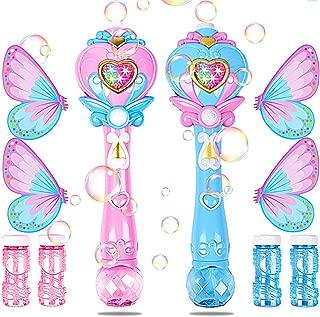 butterfly wedding bubbles