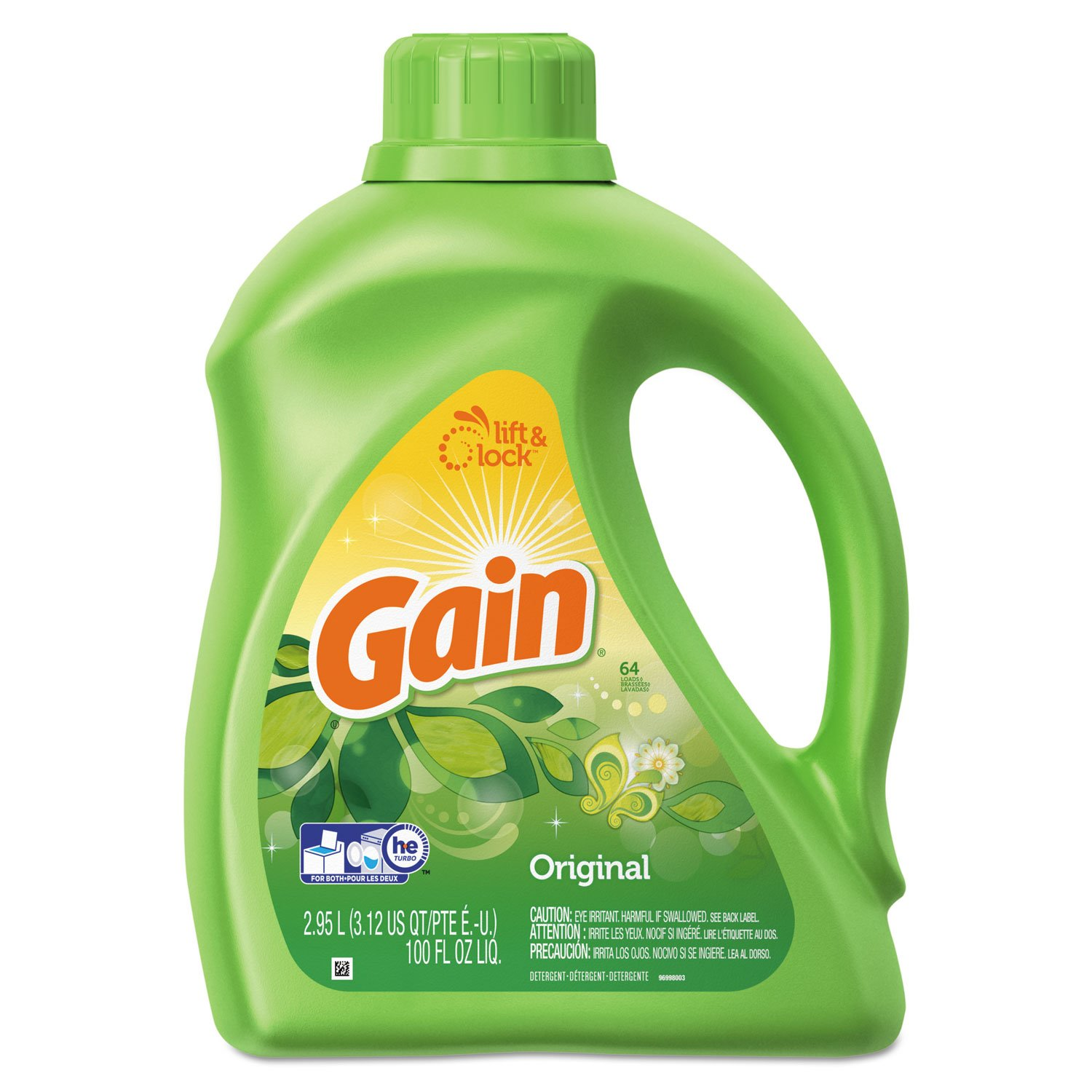 Gain 2X 55% OFF Ultra Concentrated Liquid 12786 Detergent Ranking TOP16 Laundry PGC
