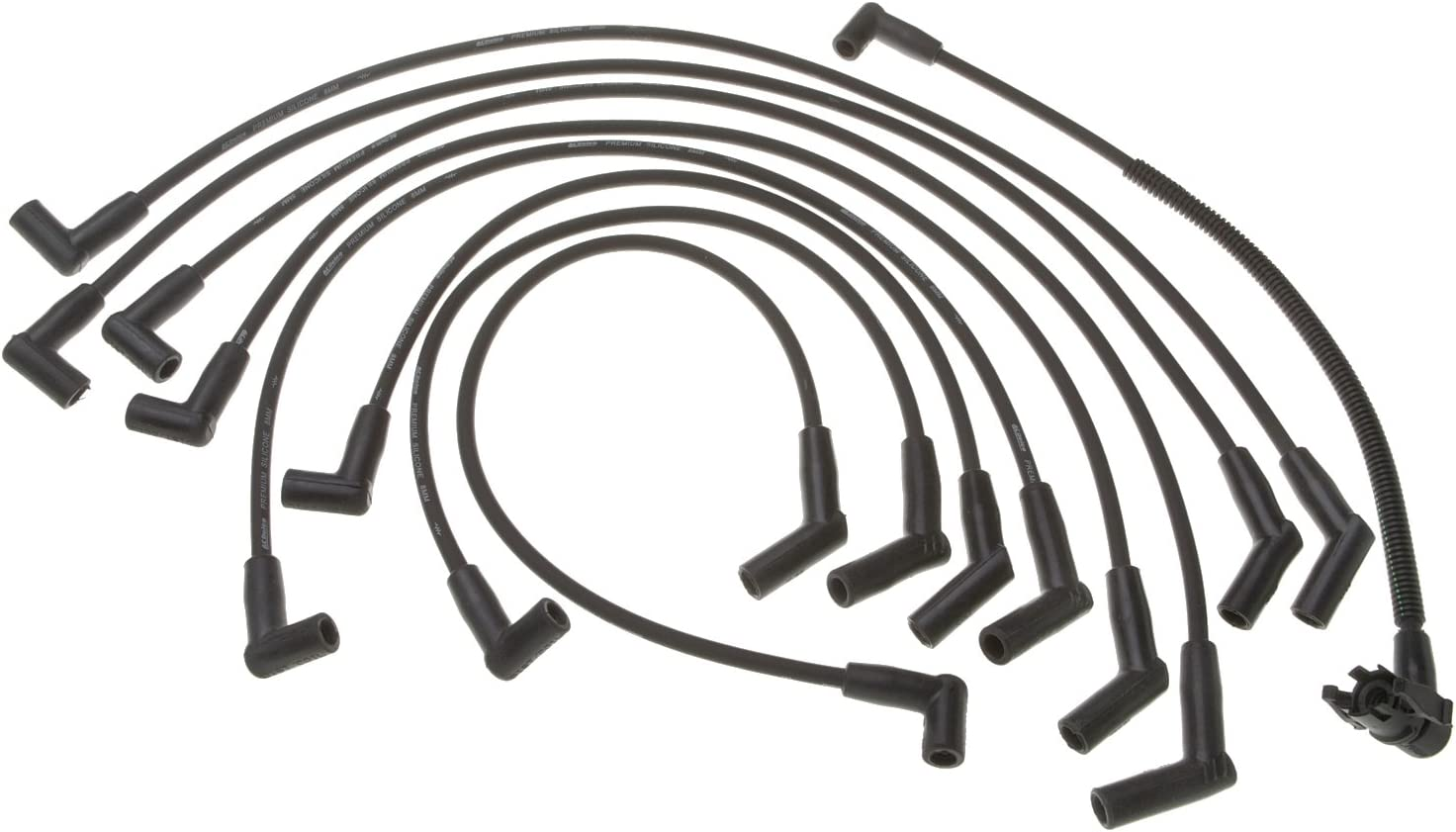 ACDelco Professional 9388M Spark Ranking TOP1 Trust Plug Set Wire