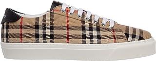 BURBERRY Herren-Sneaker aus Stoff 8038185 Archive Beige