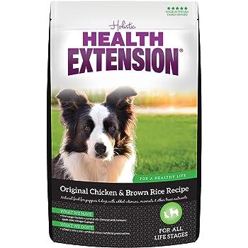 Health Extension Original Chicken & Brown Rice Recipe