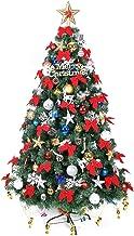 WSJTT Seasonal Décor Christmas Trees Artificial Christmas Tree Artificial Luminous Pine Tree Eco-Friendly PVC Xmas Tree Ho...