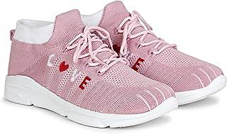 ZOVIM Women Stylish Fashionable & Sneaker Shoes for Running/Sports/Outdoors/Morning Walking/Basketball/Trekking/Dance