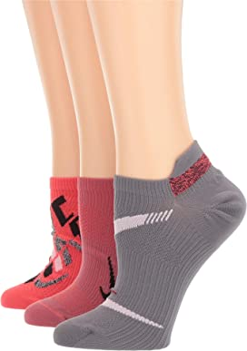 best service 1e53c 74a4f Everyday Plus Lightweight No Show Training Socks 3-Pair Pack. Nike
