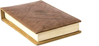 Leather Note Pad Celtic Motif