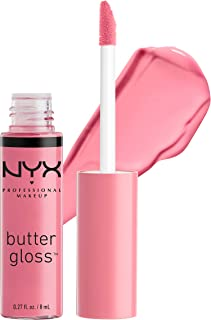 NYX Cosmetics Butter Lip Gloss Vanilla Cream Pie