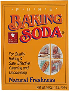 Karlin Pure Baking Soda, 16-Ounce (Pack of 24)24