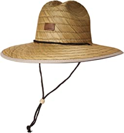 2d10a258 Roxy witching raffia straw hat dune | Shipped Free at Zappos
