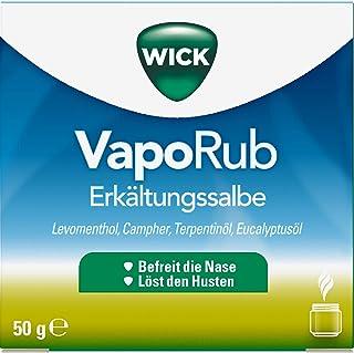 Wick VapoRup Erkältungssalbe, 50 g salva