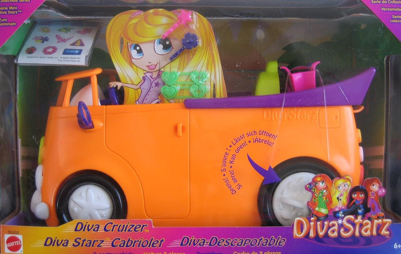 DIVA STARZ CRUISER Vehicle CAR  Diva CRUIZER Collectible Series (2001)