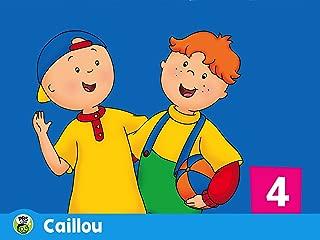 Caillou Season 4