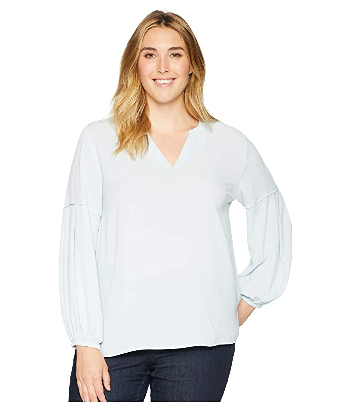 Vince Camuto Specialty Size Plus Size Bubble Sleeve Soft ...