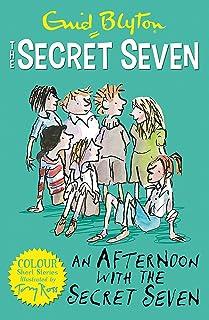 Secret Seven Colour Short Stories: An Afternoon With the Secret Seven: Book 3